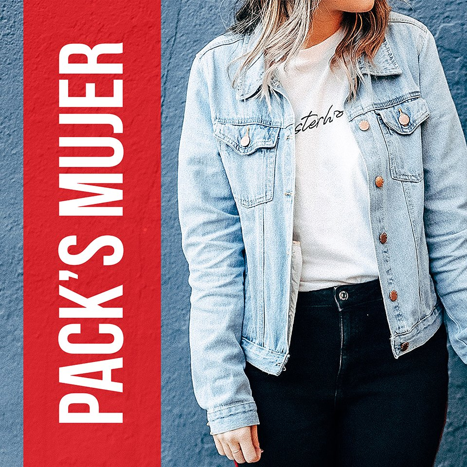 Pack's mujer